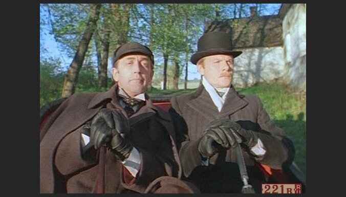 Латвийские улики: 5 мест, где снимали знаменитый сериал о Шерлоке Холмсе
