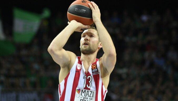 Strēlnieka pārstāvētā 'Olympiacos' apsver iespēju pamest Grieķijas čempionātu
