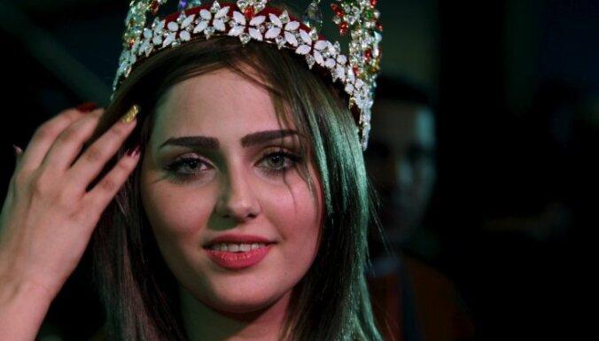 ФОТО: в Ираке впервые с 1972 года прошел конкурс красоты