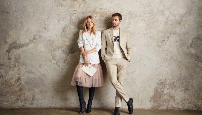 Найди свой идеальный наряд для самой романтичной ночи в году со скидкой до 80%