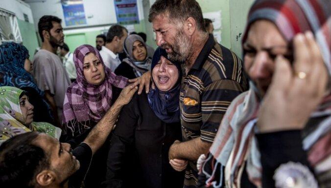 В секторе Газа нарушено трехдневное перемирие