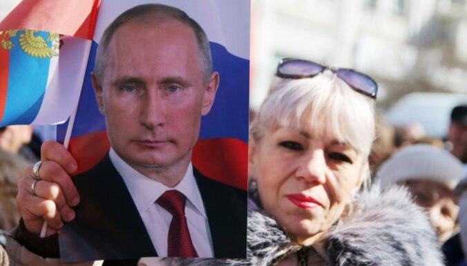 Порошенко: приезд Путина в Крым - вызов цивилизованному миру