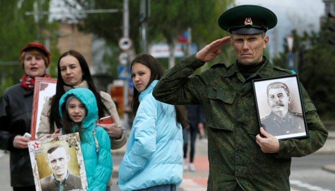 Krievijas Valsts domes vēlēšanās varēs balsot pusmiljons jauniegūto pilsoņu Donbasā