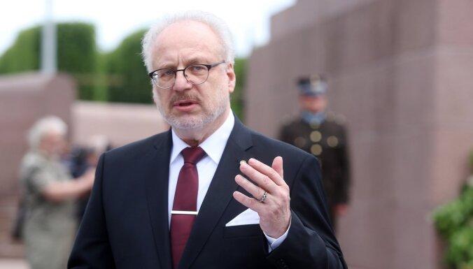 Президент Латвии: преступления коммунистического геноцида не имеют срока давности