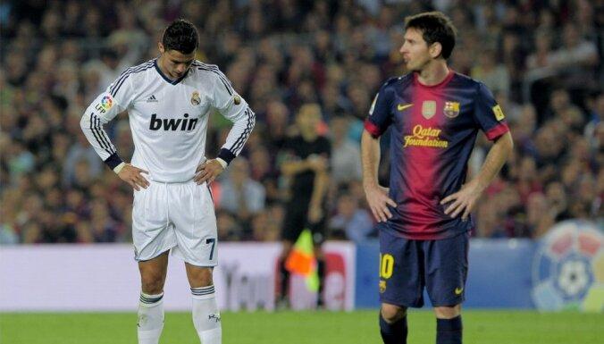 """Роналду наколотил 57 голов, Месси справил юбилей, а """"Барса"""" перебила рекорд """"Реала"""""""