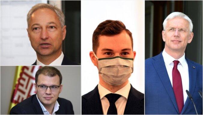 Video: Četri politiskie spēki paraksta jaunu koalīcijas līgumu un par prioritāti izvirza viedo reindustrializāciju