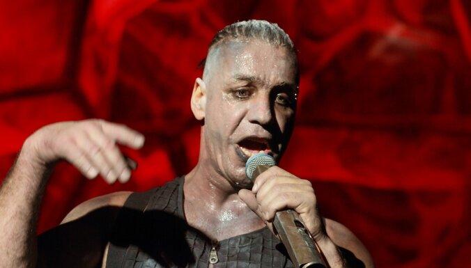 Noderīga informācija 'Rammstein' koncerta Lucavsalā apmeklētājiem