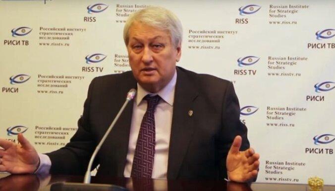 Minska protestē: Krievijas zinātnieks noniecina baltkrievu valodu un neatkarību