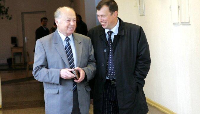 """Выборы Сейма: """"Согласие"""" может отделиться от Рубикса"""