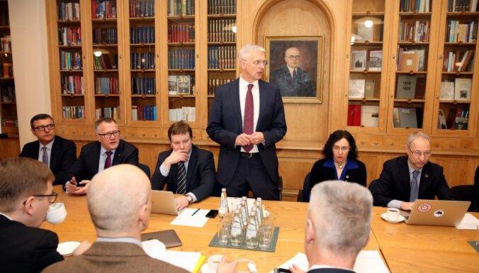 Убийство Ребенока и полный разрыв с Лукашенко. Неделя в Латвии: главное на DELFI
