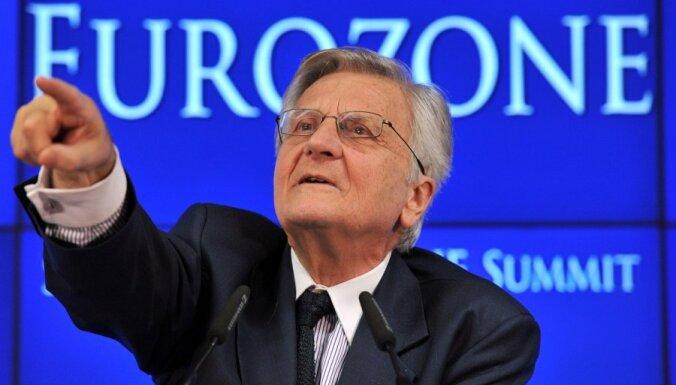 ECB šefs: ES nākotnē kļūs par suverēnu valstu konfederāciju