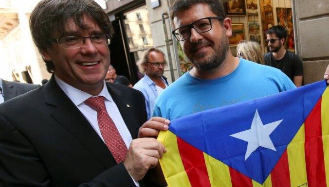 Экс-глава Каталонии Пучдемон будет баллотироваться в Европарламент