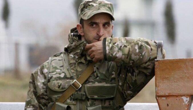 Грузия обвинила РФ в наращивании сил в ЮО и Абхазии