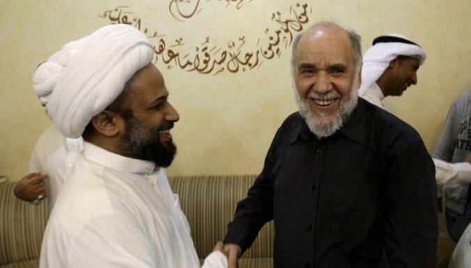 Bahreinā atgriezies opozīcijas līderis