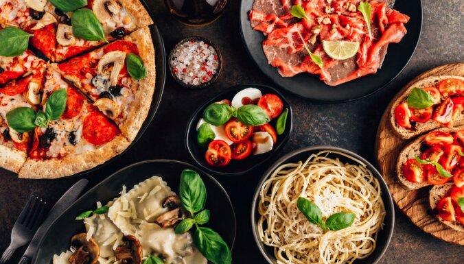 Populārākā pasaules virtuve Latvijā – itāļu, šobrīd topā arī Japāna