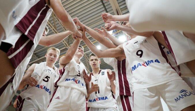 Latvijas basketbola izlase Pasaules U-19 kausa izcīņu noslēdz ar 11. vietu