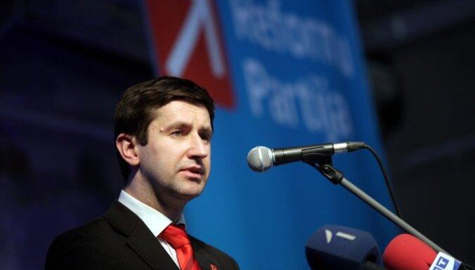 RP valdes priekšsēdētāja amatam izvirzīti Vjačeslavs Dombrovskis, Vilnītis, Demiters un Ražuks