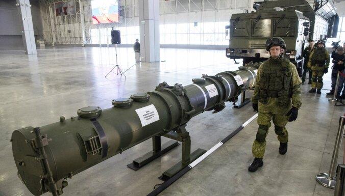 НАТО отвергла предложение Москвы о моратории на размещение ракет
