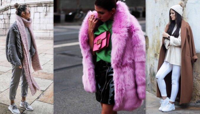 28 вариантов сочетания в одежде на февраль: идеи на каждый день