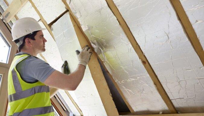 Государство финансово поддержит утепление частных домов