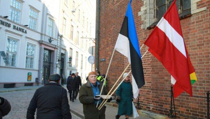 Baltijas valstis saņems starptautisko Vestfālenes miera balvu
