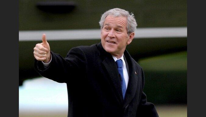 Охранник рассказал о пьяных выходках родни Буша