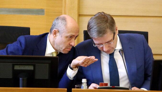 """Ставка на отставку. """"Согласие"""" может пожертвовать бюджетом Риги ради отставки Бурова"""