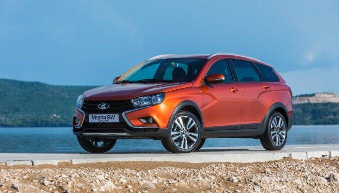 Могут прекратиться поставки автомобилей Lada в Латвию и на рынок ЕС