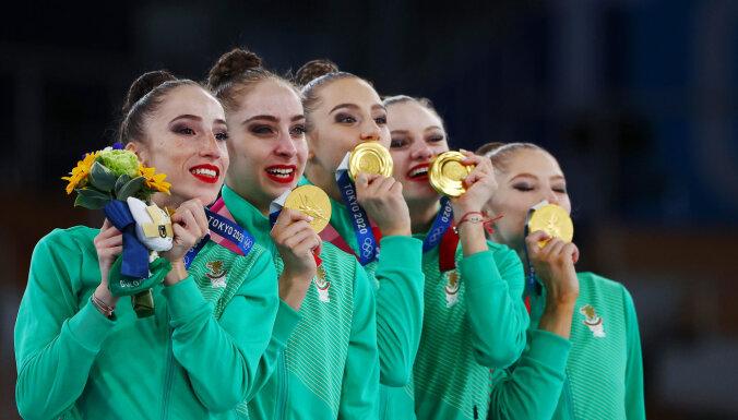 Глава федерации художественной гимнастики Болгарии выступила с заявлением по судейству на Олимпиаде