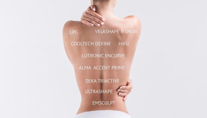 Потрясающие процедуры для шикарного тела