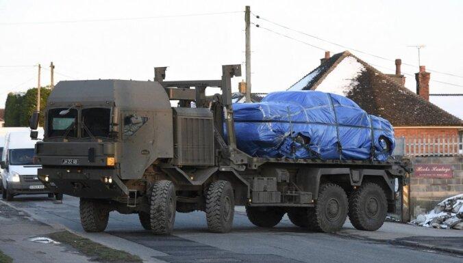Lielbritānija noraida Krievijas 'perverso' vēlmi kopīgi izmeklēt Skripaļu lietu
