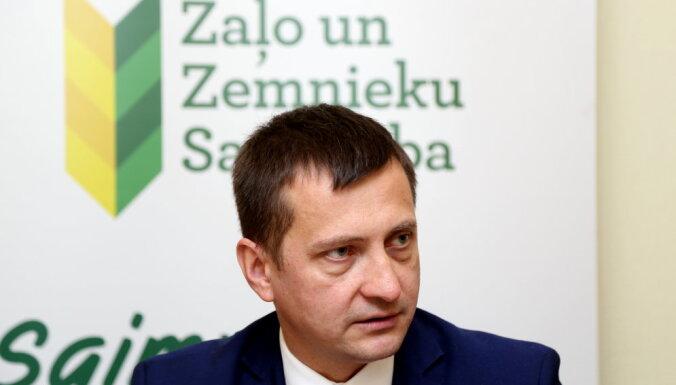 Лидер СЗК: правительство Кариньша запомнится министрами и депутатами, которые забывают свои обещания