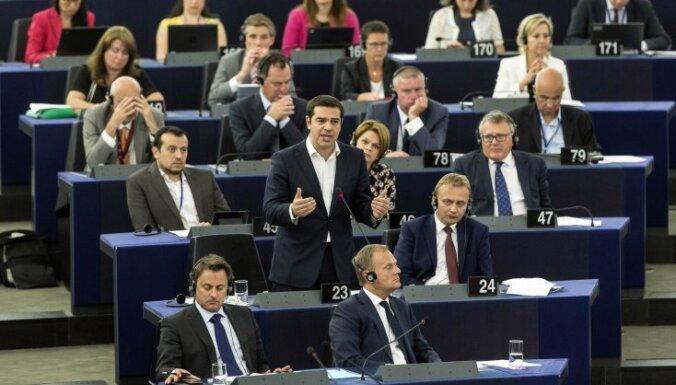 В Европарламенте раскритиковали выступление греческого премьера