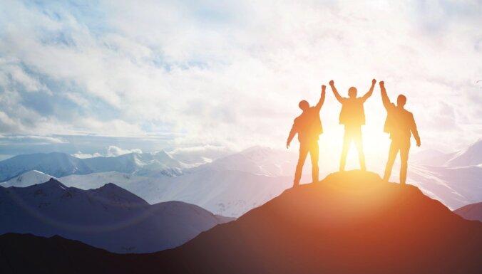 Учимся преодолевать препятствия и добиваться результата. Привычки сильных духом людей