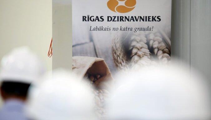 'Rīgas dzirnavnieks' reģistrējis 980 000 eiro komercķīlu