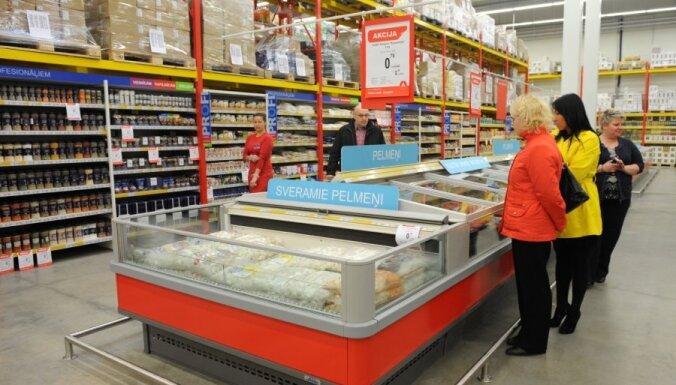 Patēriņa cenas jūlijā samazinās par 0,3%, atgriežas gada inflācija 0,1% apmērā