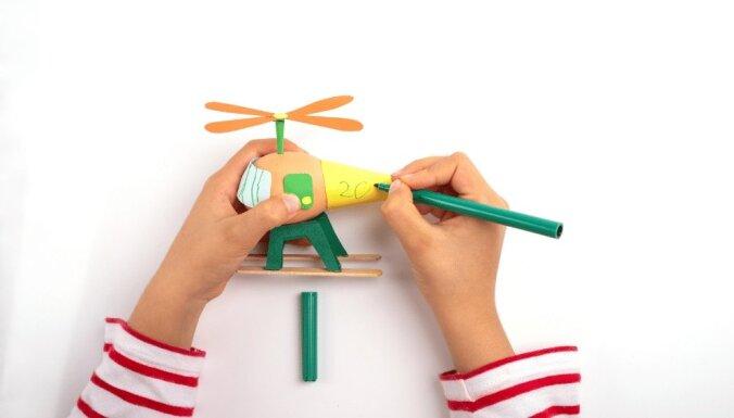 Развивающие поделки для детей своими руками (3-7 лет)