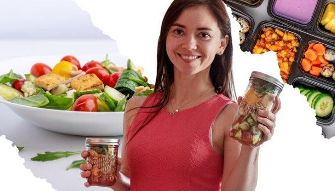 Ēdienreižu plānošana – māsas un uztura pazinējas Klintas pieredze