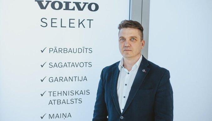 'Volvo Selekt': pirkums ar garantijas zīmogu