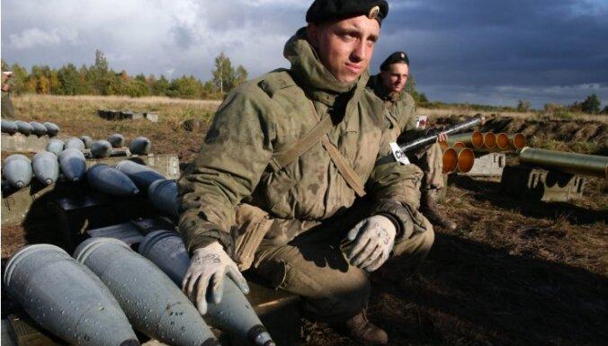 """Сержантс: Россия """"сейчас не нападет"""", но учения с 100 000 солдат возле границ Латвии— повод для беспокойства"""