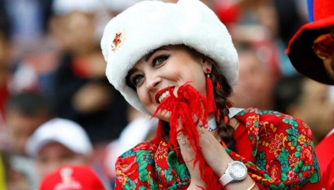 ФОТО: Самые красивые болельщицы на чемпионате мира в России