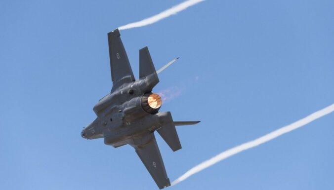 Американская компания поставит 440 истребителей F-35 на рекордную сумму