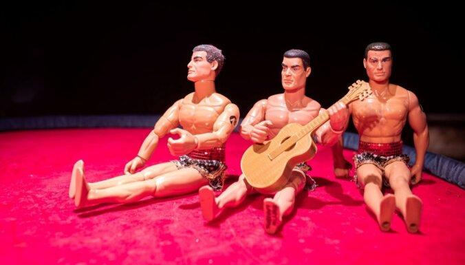 'Liepājas Mākslas forumā' pirmizrādi piedzīvos Liepājas Leļļu teātra 'Mazais cilvēks'