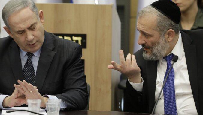 Izraēlas parlamenta vēlēšanas, visticamāk, nekļūs par izeju no politiskā strupceļa