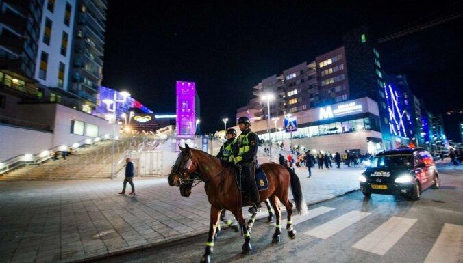 В Латвии содержание конной полиции обходится в 24 тысячи евро в год