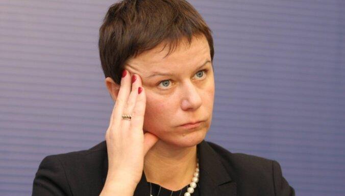 Линда Мурниеце покинула пост министра внутренних дел