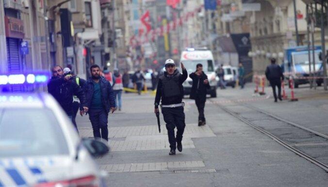 Взорвавшийся в центре Стамбула смертник опознан как член ИГ