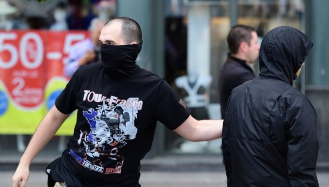 Футбольные хулиганы из России теперь станут невыездными
