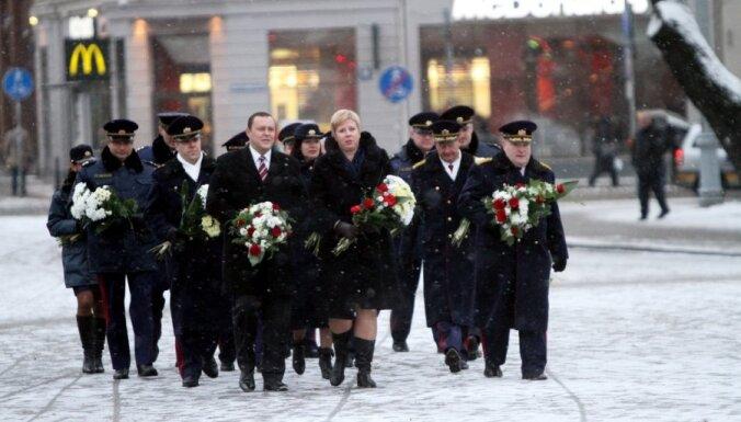 Kozlovskis: noziedzības līmenis valstī ir krities; policijai jauni izaicinājumi