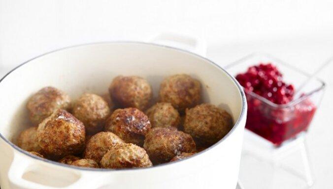 Что же это такое – популярные в Швеции мясные шарики?